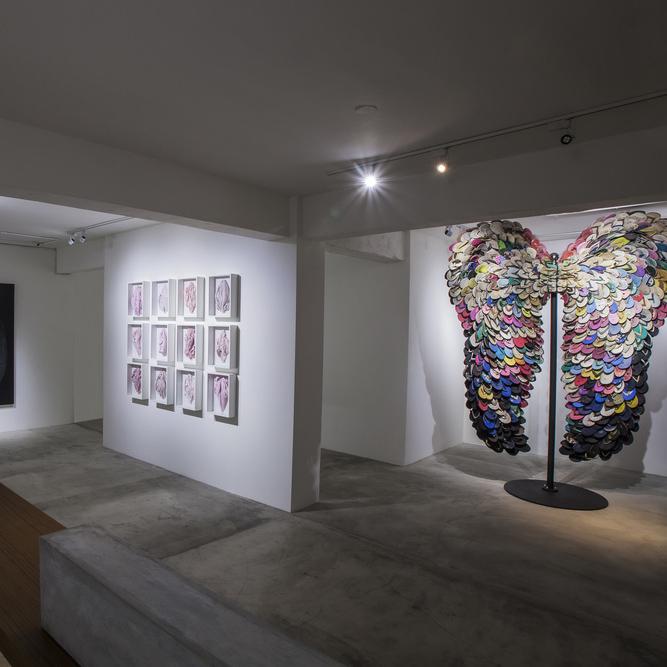 嚴選:菲律賓當代藝術的多向度  Strict Selection: Multiple Dimension of Philippine's Contemporary Art    2014.11.01—12.28