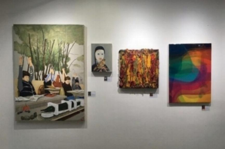 Art Fair Philippines 2018.03.01—04   Artists|žIabadiou Piko, Joseph Tecson, Keb Cerda, Lui Manaig, Maya Hewitt, Peter Zimmermann, Rinne Abrugena,ž Rodney Dickson