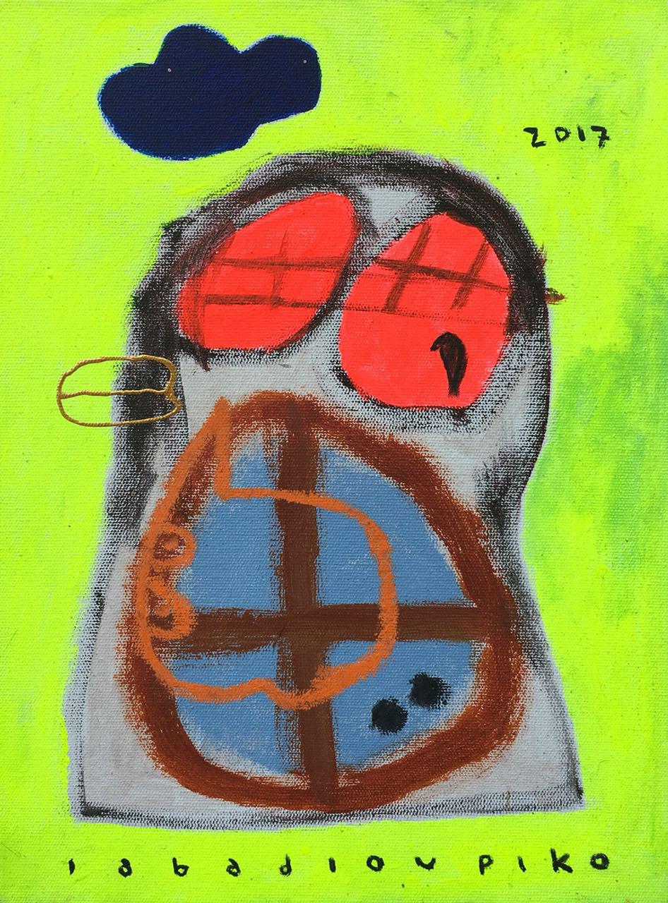 Iabadiou Piko〈Untitled 1〉,2017