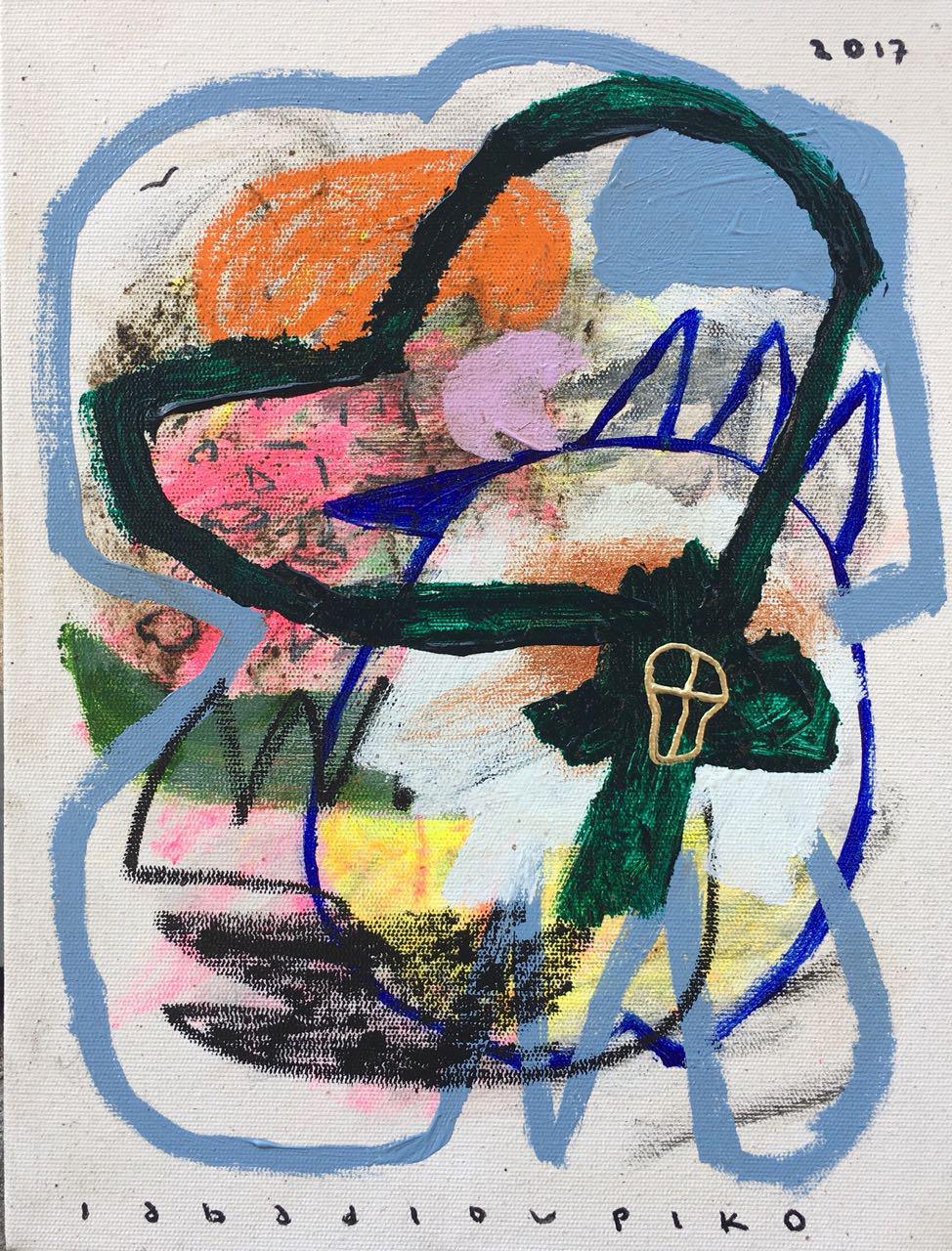 Iabadiou Piko〈Untitled 5〉,2017