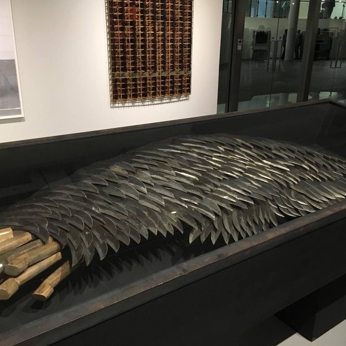 "阿奎禮讚夫婦的「左翼計畫」作品:2018.07.21 - 10.10 於新加坡拉薩爾藝術學院中展出  ""The Left Wing Project"" : 2018.07.21 - 10.10 in Lasalle College of the Arts"