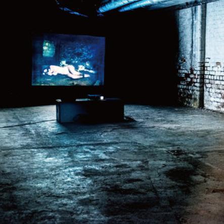 """羅迪尼 ‧ 狄克森《人質》利物浦雙年展藝穗節—連接的地下室 展出  Rodney Dickson's """"Hostage"""" in Liverpool Biennale 2016"""