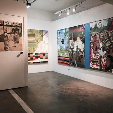 第三年度參與菲律賓藝術博覽會  NUNU FINE ART in Art Fair Philippines