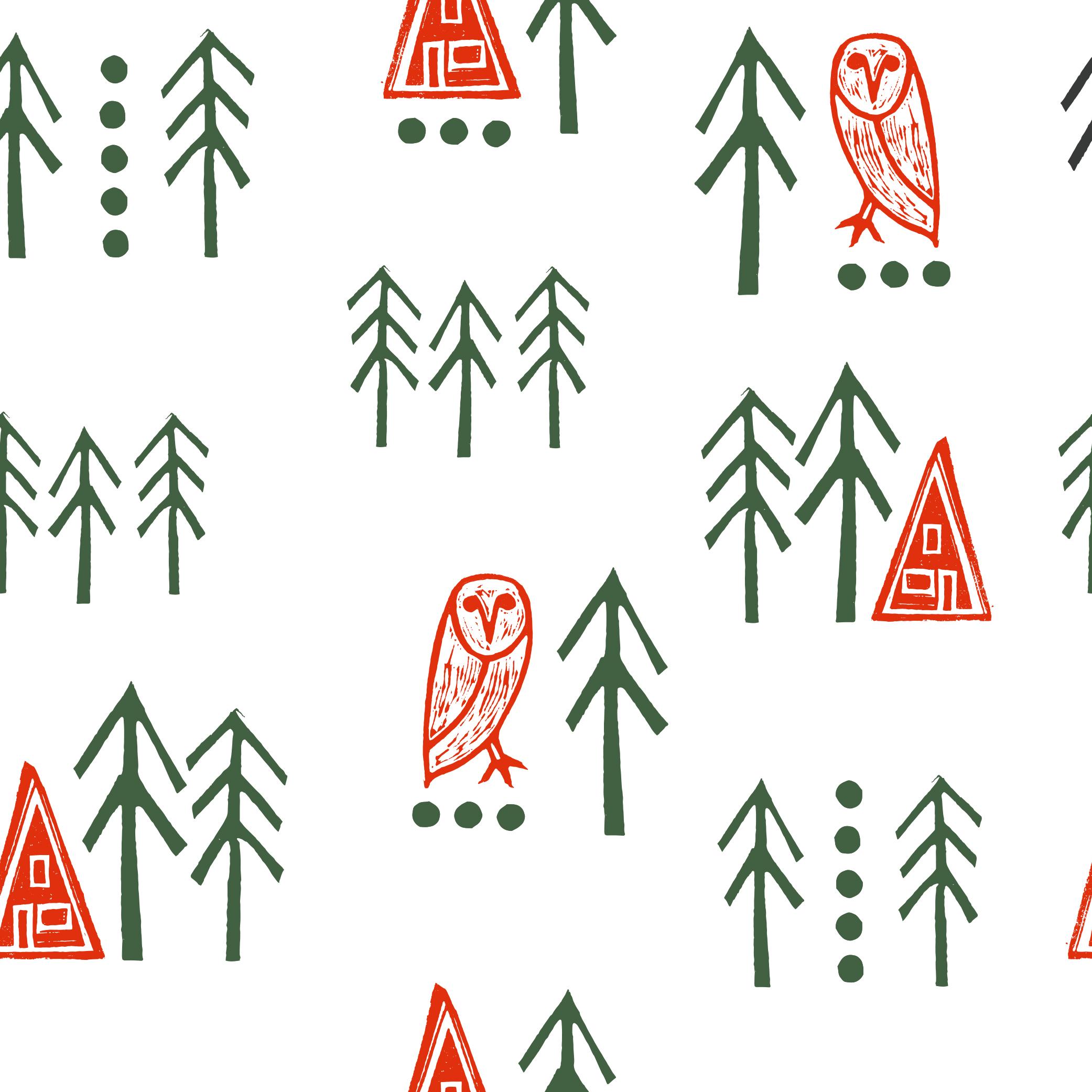 Cabin Life pattern_red_grn_150.jpg
