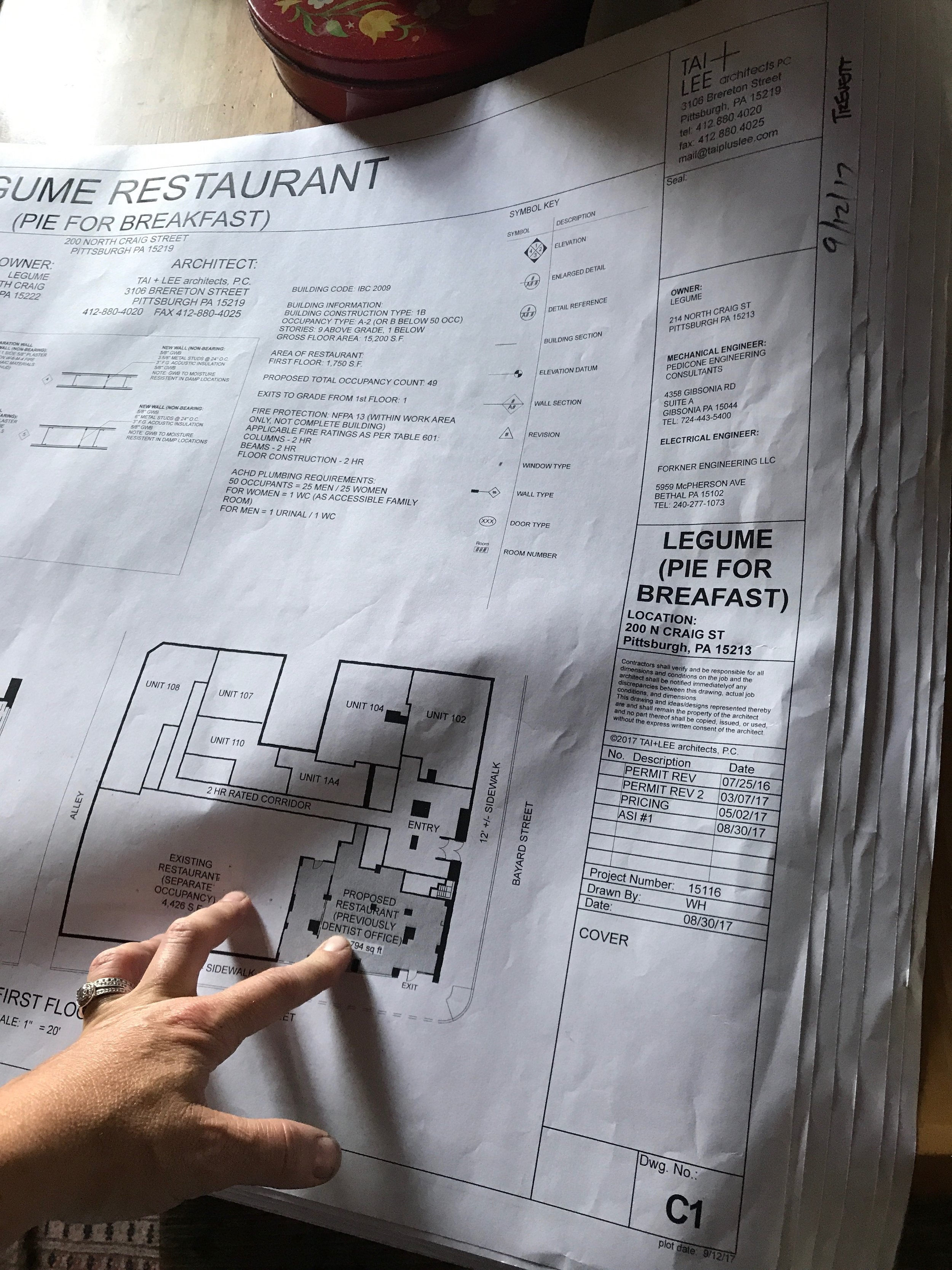 Blueprints - and how I learned to read them… (sort of)