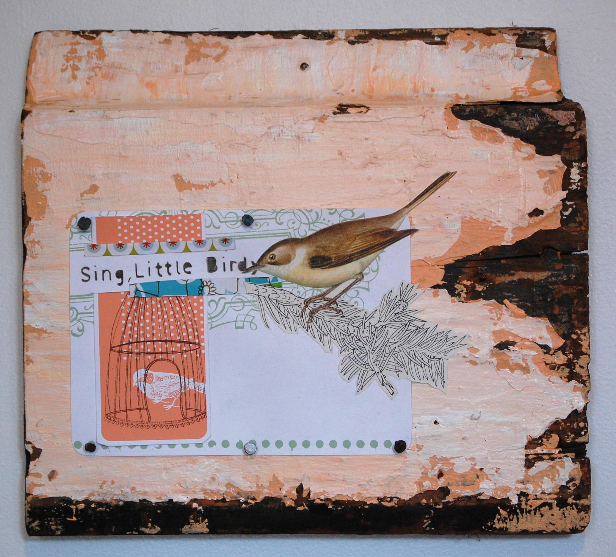 Sing, Little Birdy