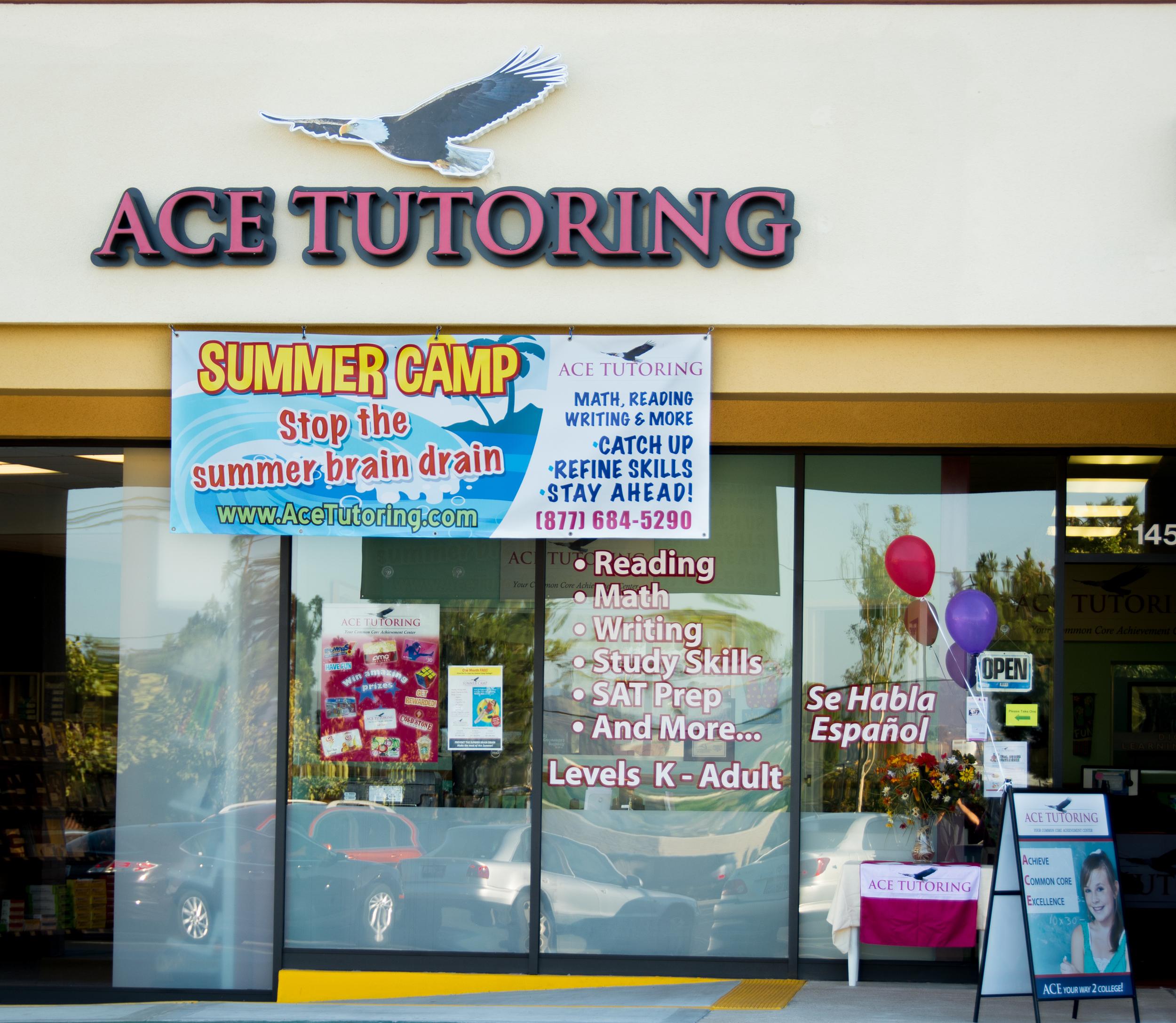 ACE Tutoring - San Marcos, CA Tutoring Center