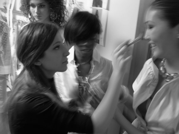 BackstageFahsion Show B&W.jpg