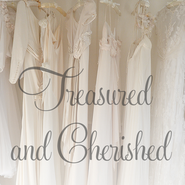 Sarah Willard Treasured and Cherished Wedding Dress Collection