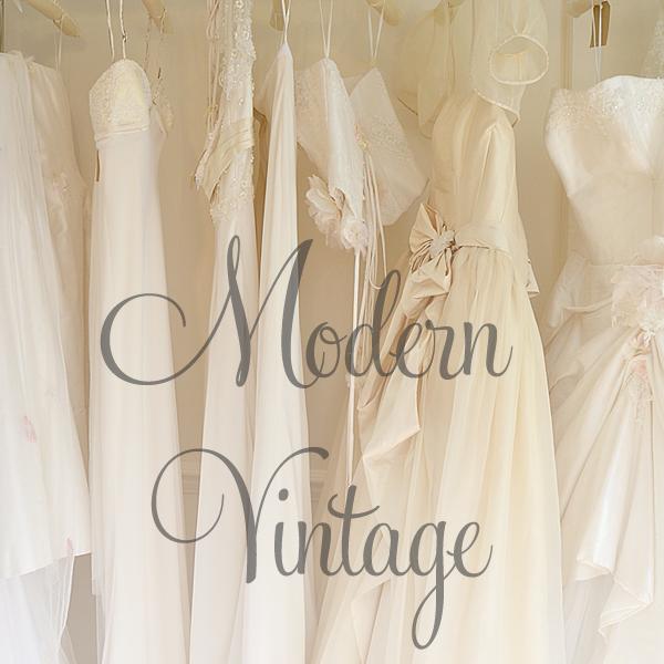 Sarah Willard Modern Vintage Wedding Dress Collection
