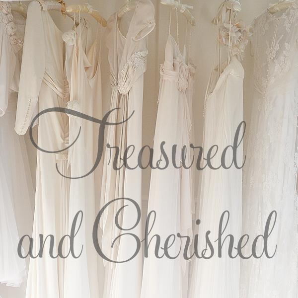 Sarah Willard Treasured and Cherished Wedding Dress Collection