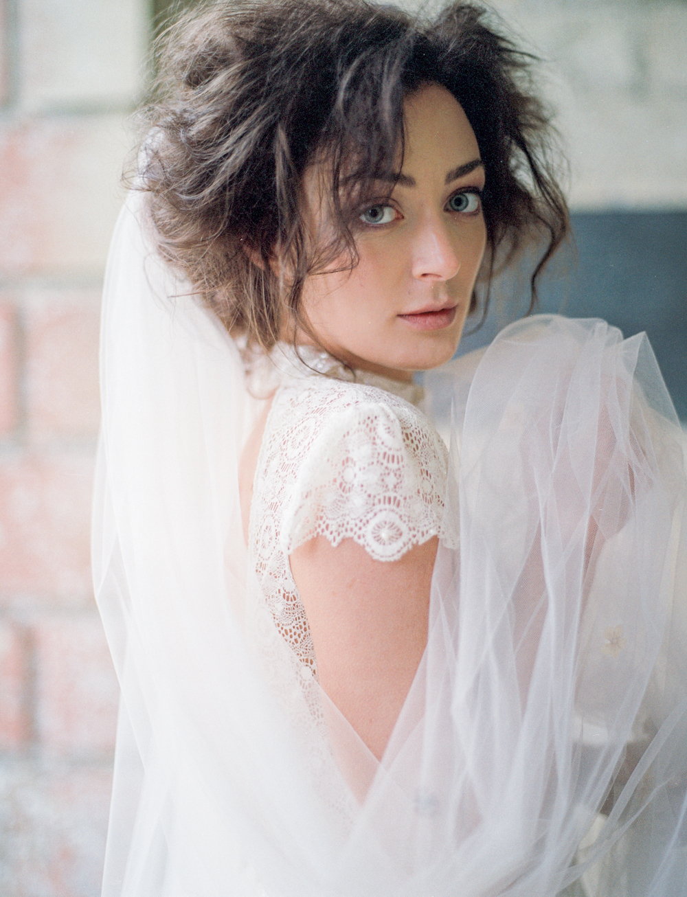 Thomas Hardy Inspired Bridal Shoot