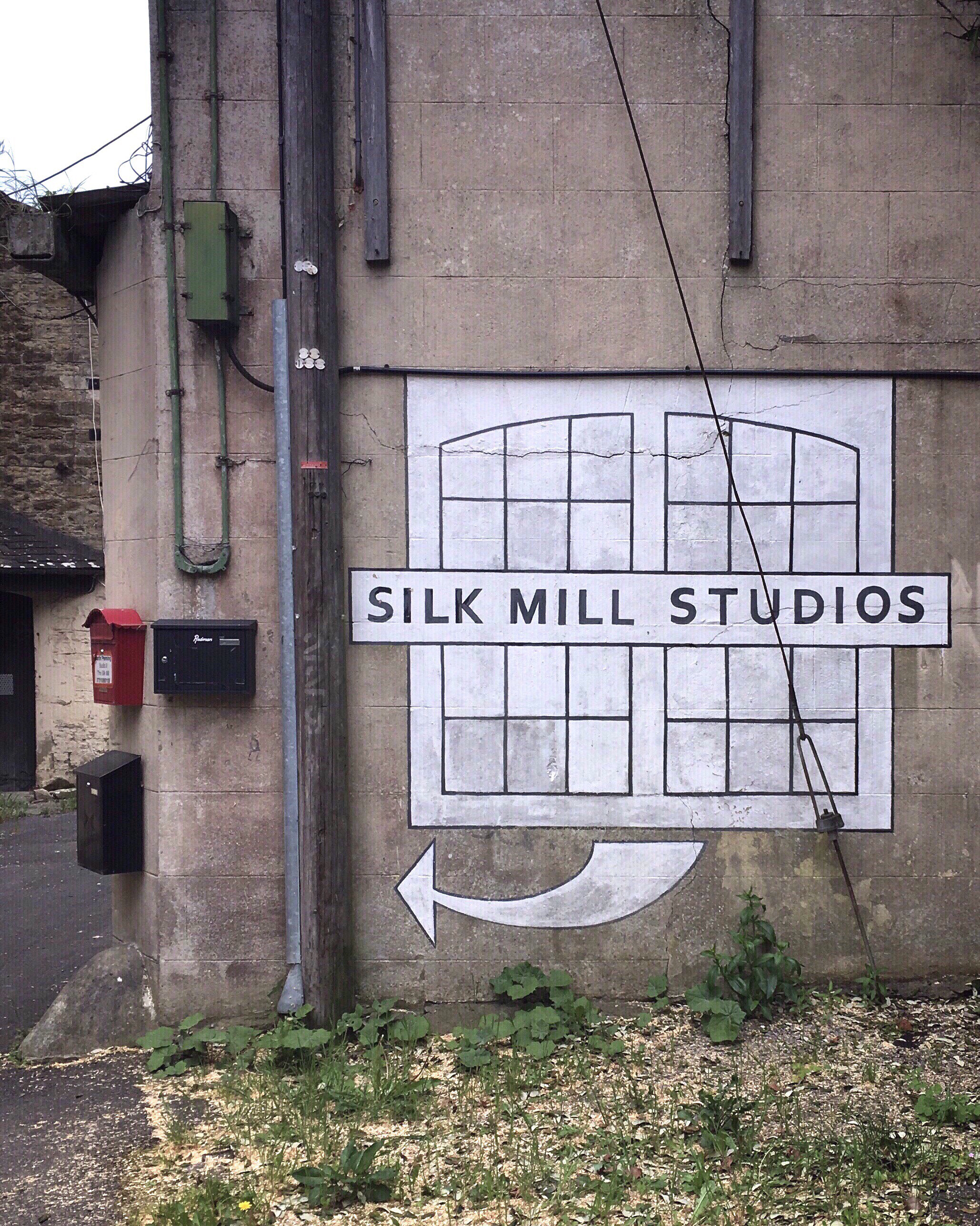 Silk Mill Studios, Froome, © Sarah Willard Couture 2018
