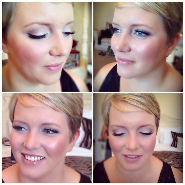 Scottish Wedding Make Up Artist