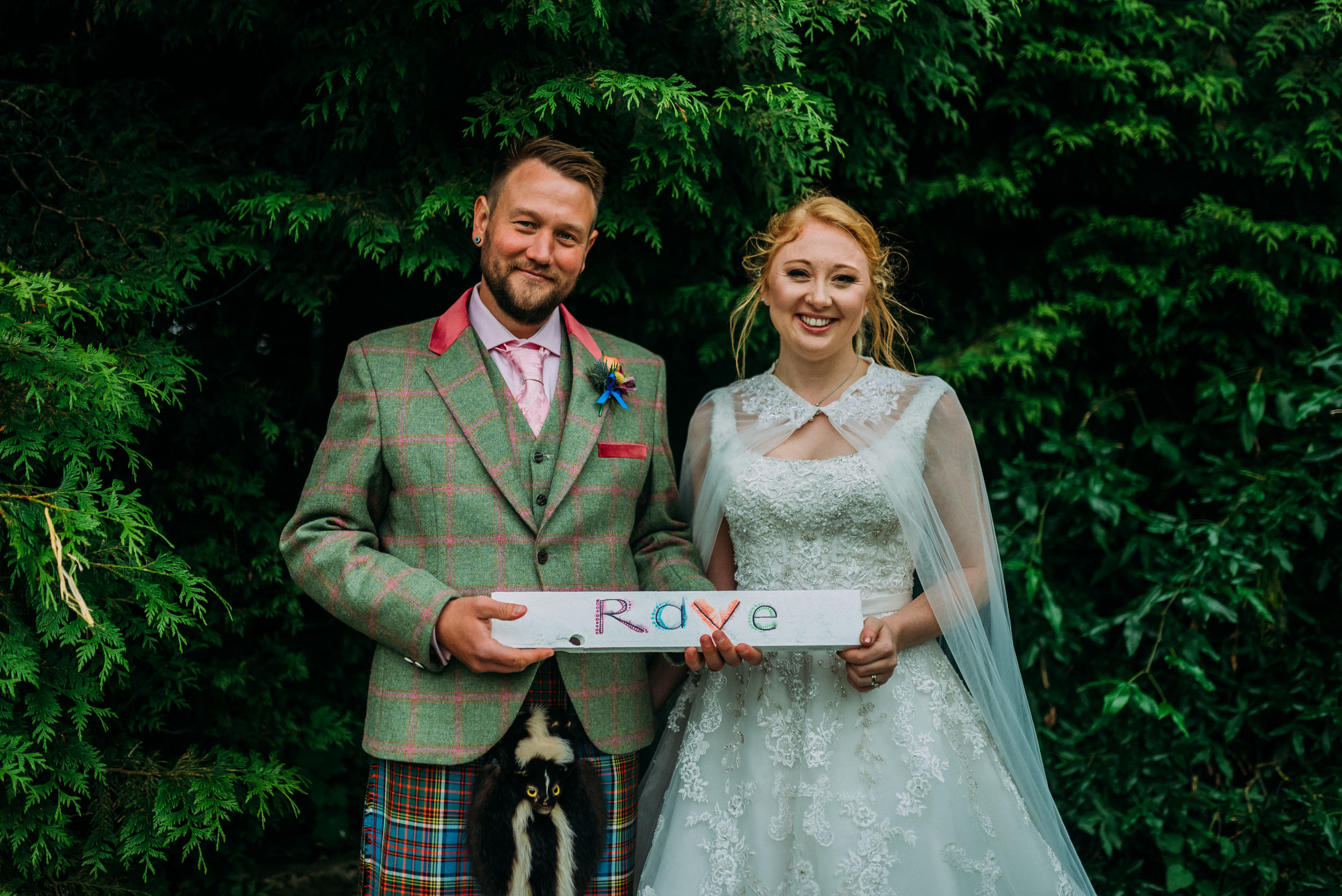 Bridal Make Up | Tullibole Castle | Fife