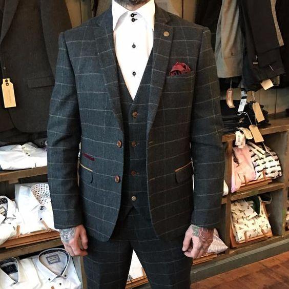 Suit from  Master Debonair