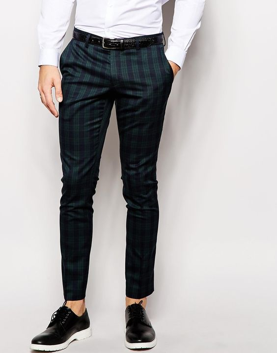 Trousers from : Selected Homme @  ASOS