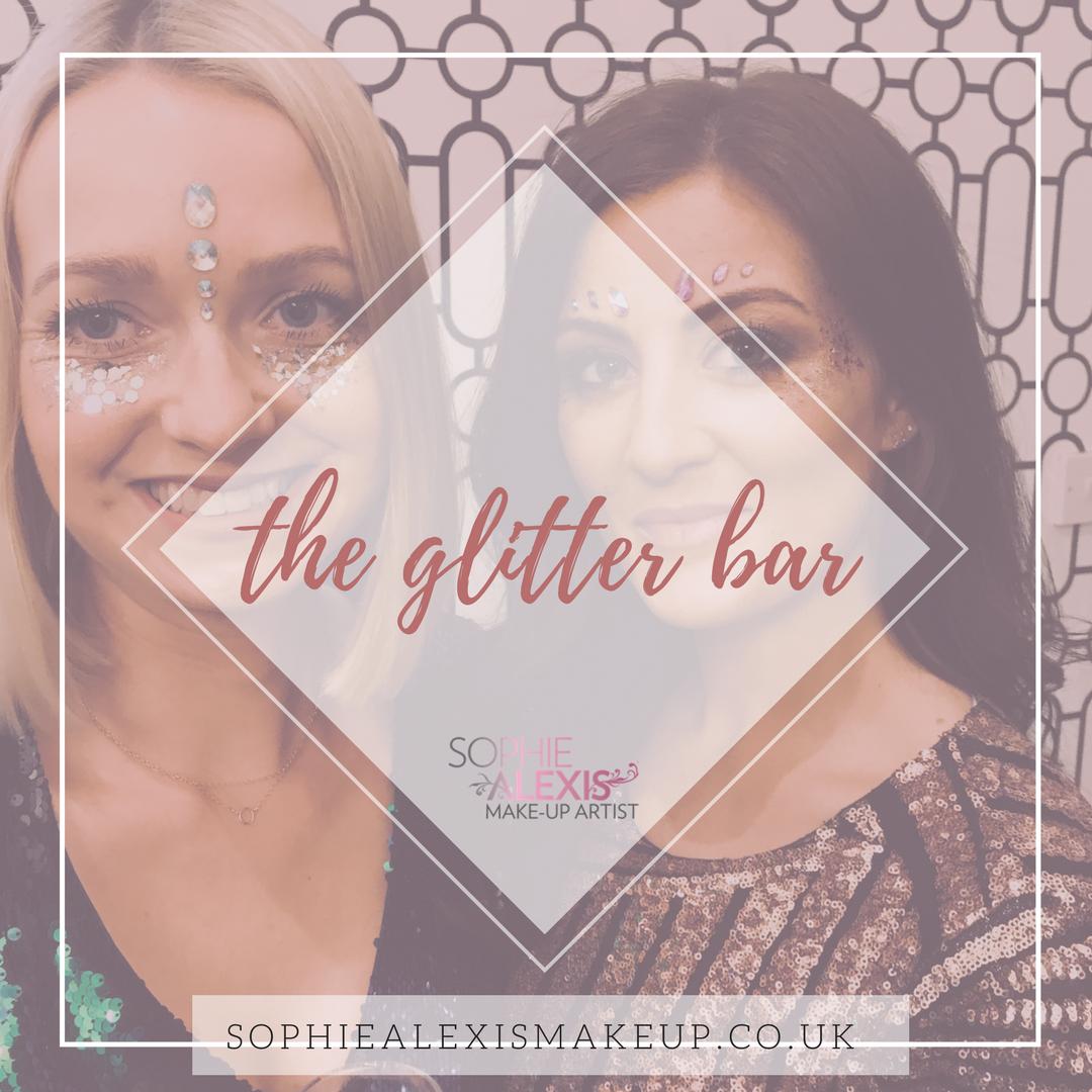Glitter Bar for Hen parties in Scotland