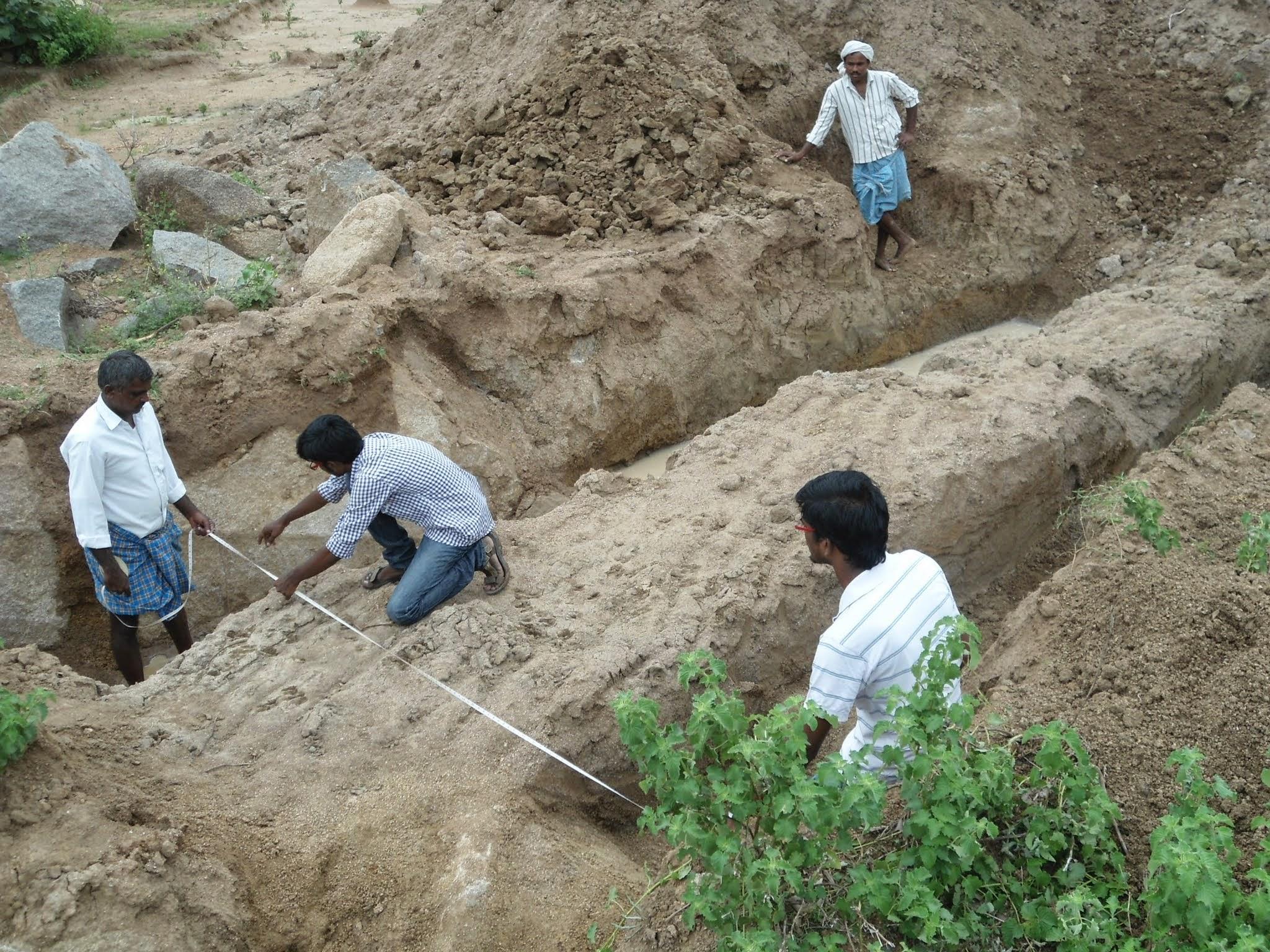 WATCH: Recharging groundwater levels in Telangana