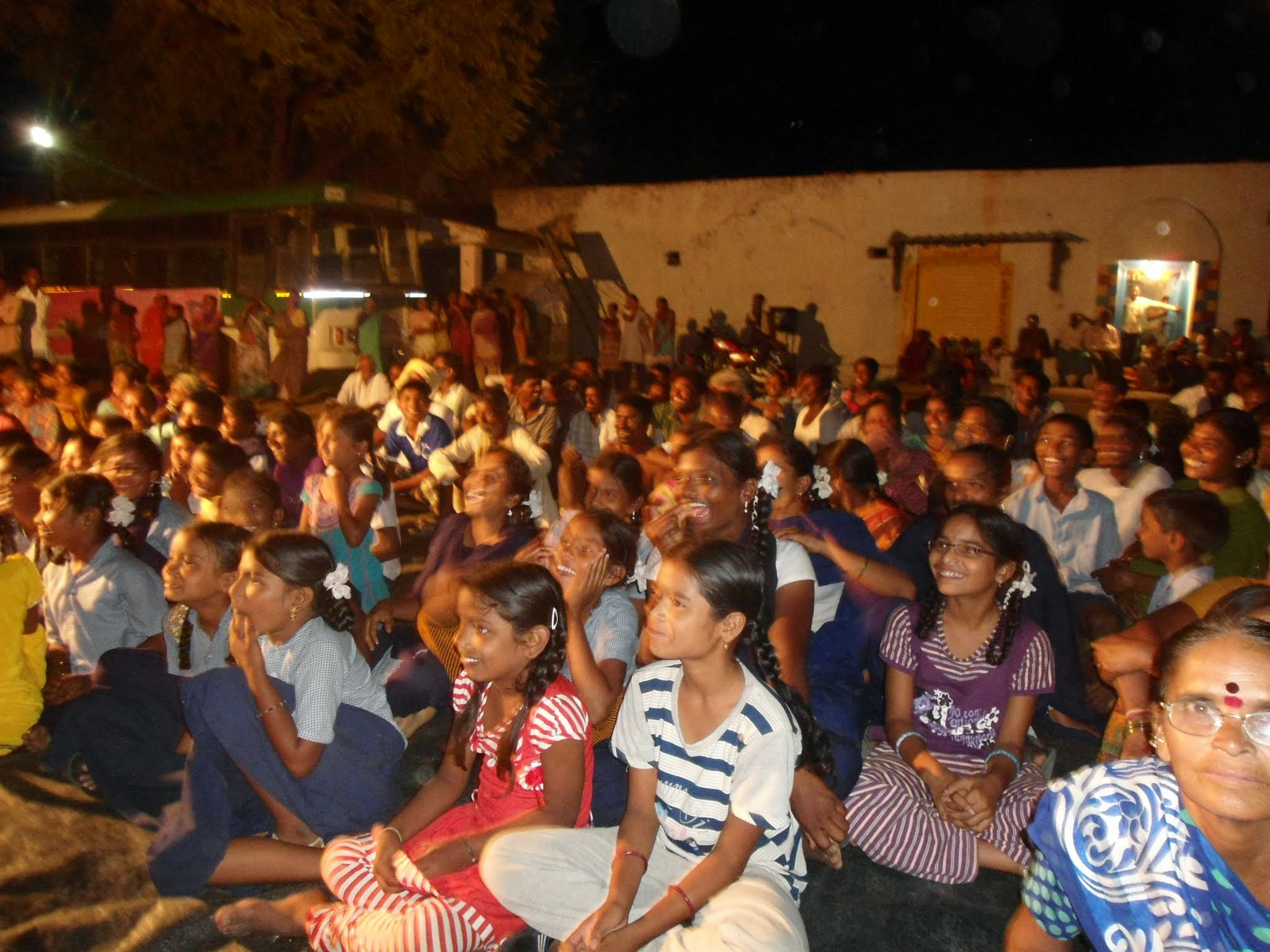 WATCH: Street play educates Indian village around benefits of safe water & sanitation