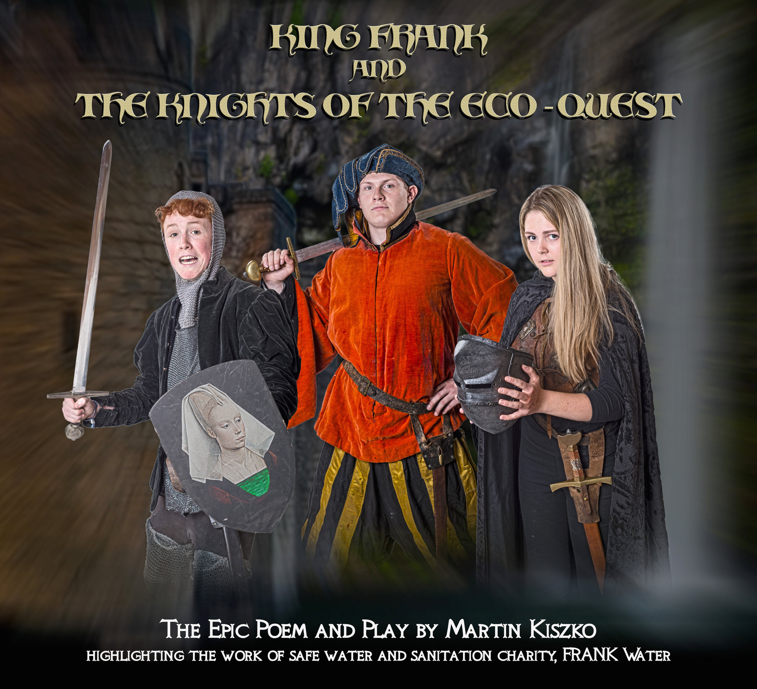 King FRANK and the Knights of the Eco-Quest