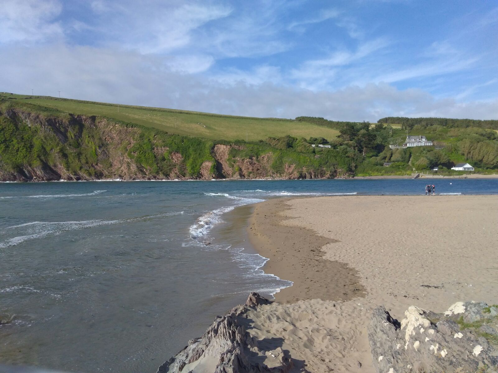 Beautiful Bantham - home of the Bantham Swoosh