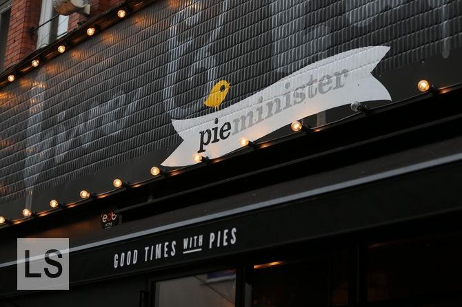 Pieminister restaurants