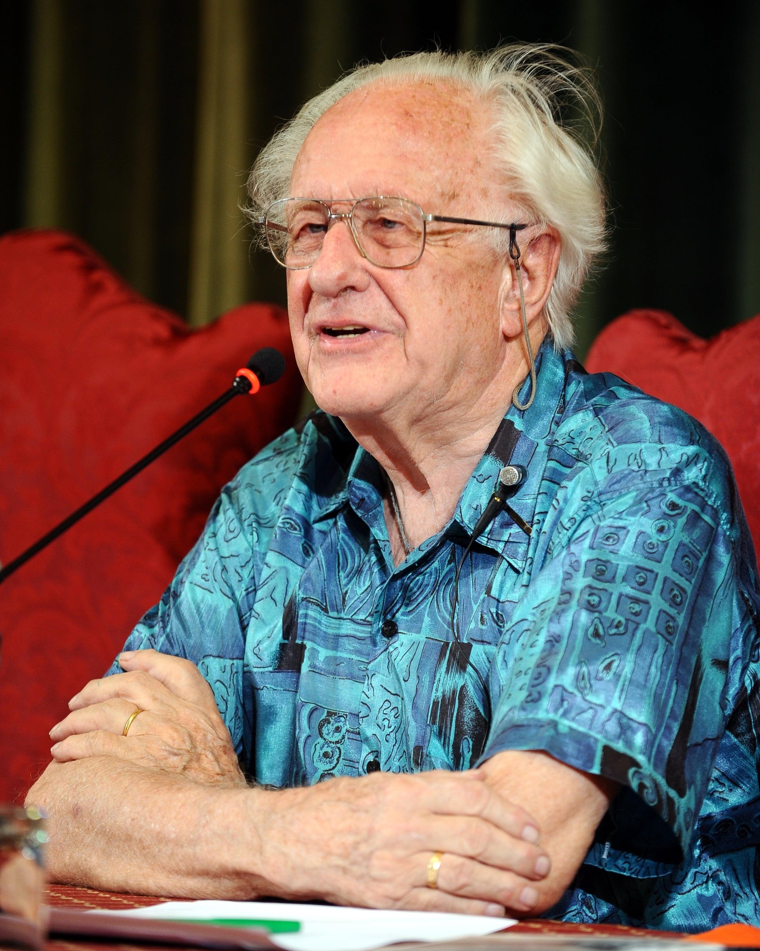Johan Galtung. Photo credit:Niccolò Caranti