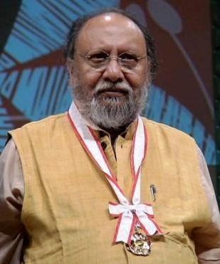 Ashis Nandy. Photo credit:Mohan Trivedi