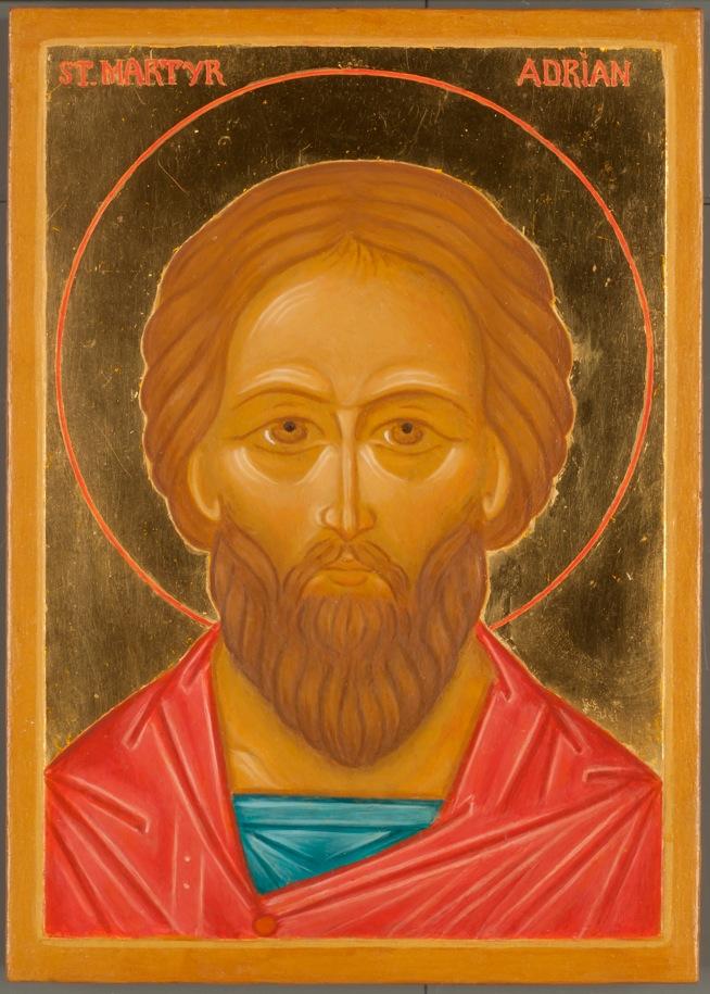 St. Adrian the Martyr