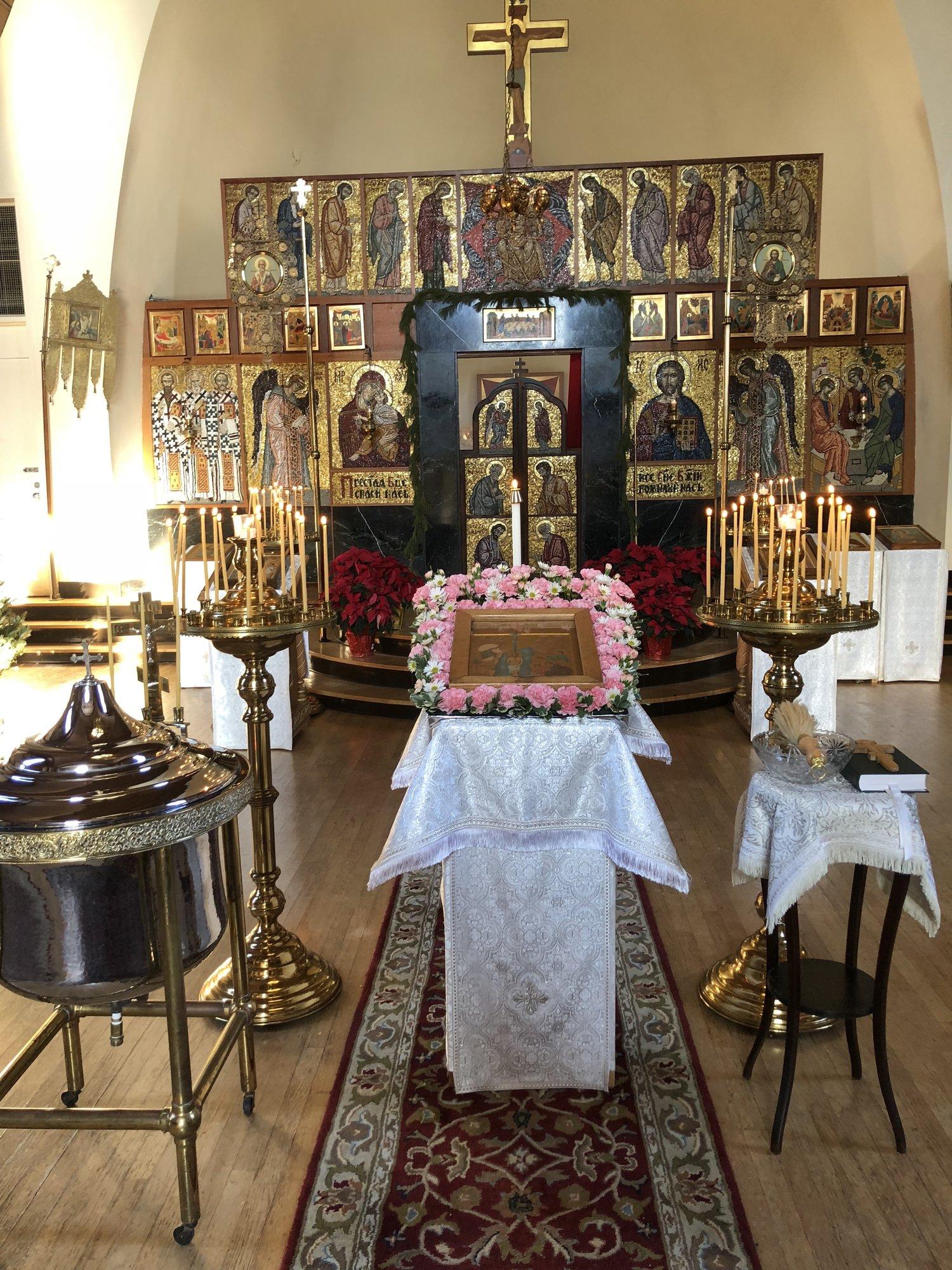 Theophany Liturgy