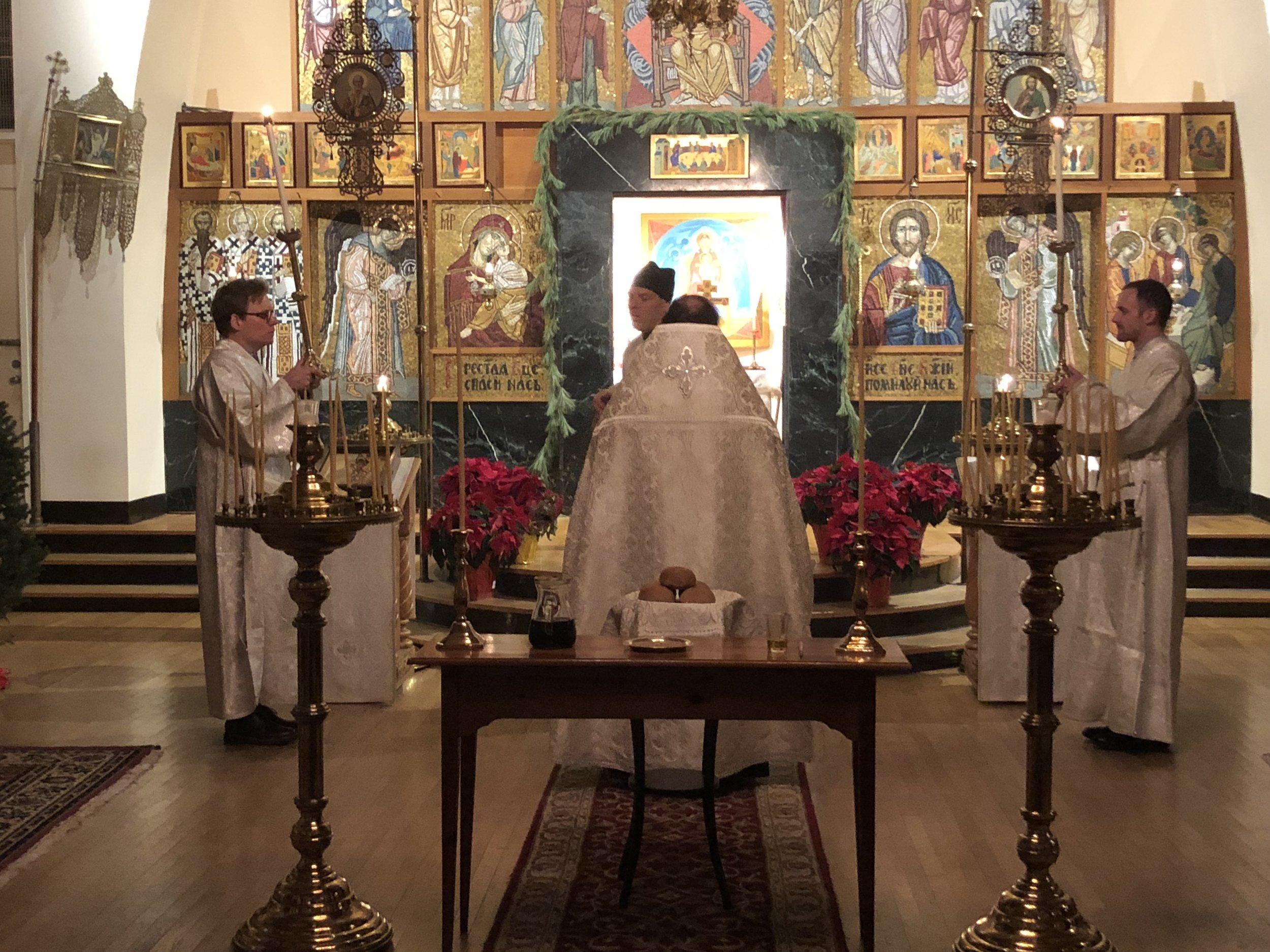 Theophany Vigil