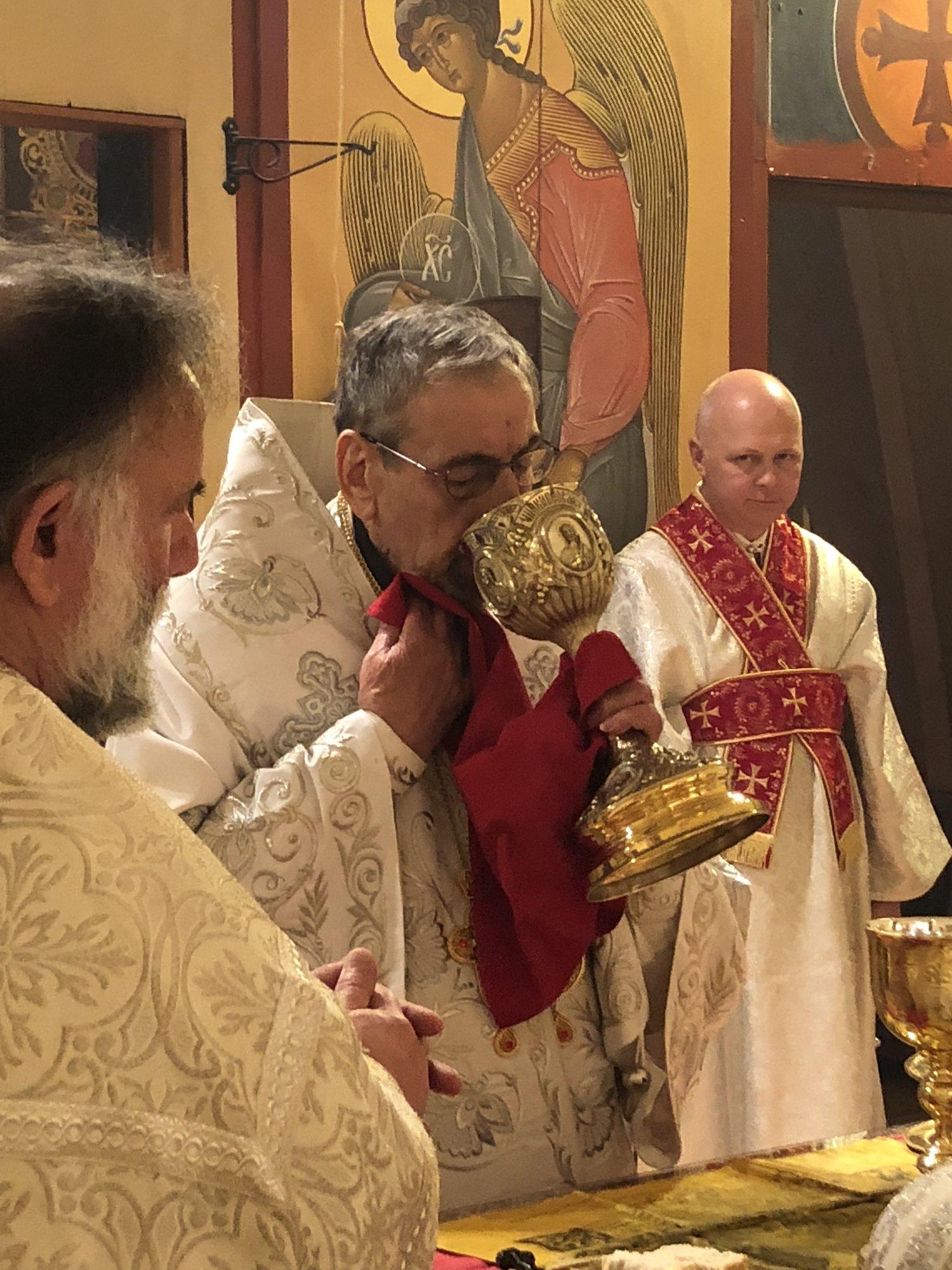 Matins and Liturgy of Pascha