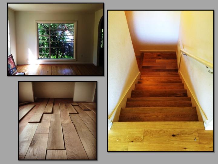 Windows, Floors, & Stairs
