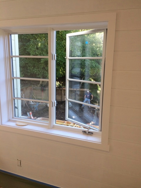 Window Framing and Paint