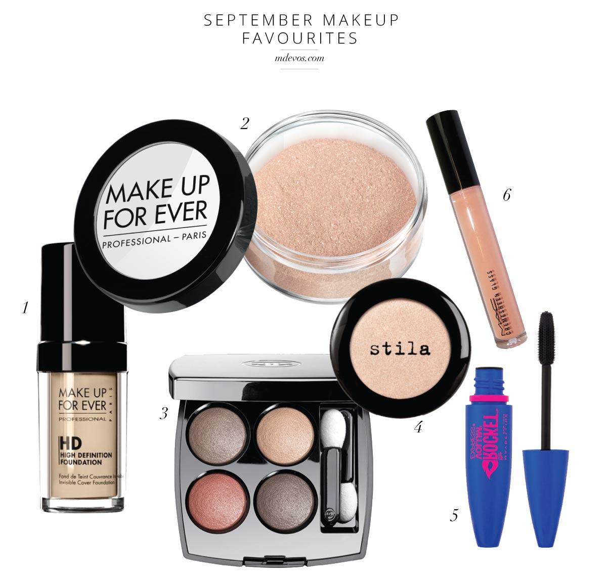 september_Makeup_Favourites