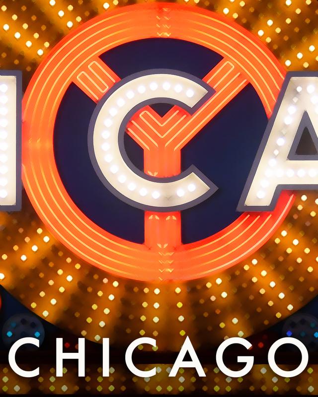 Chicago Theater, May 2016. Copyright Shanna Lockwood.