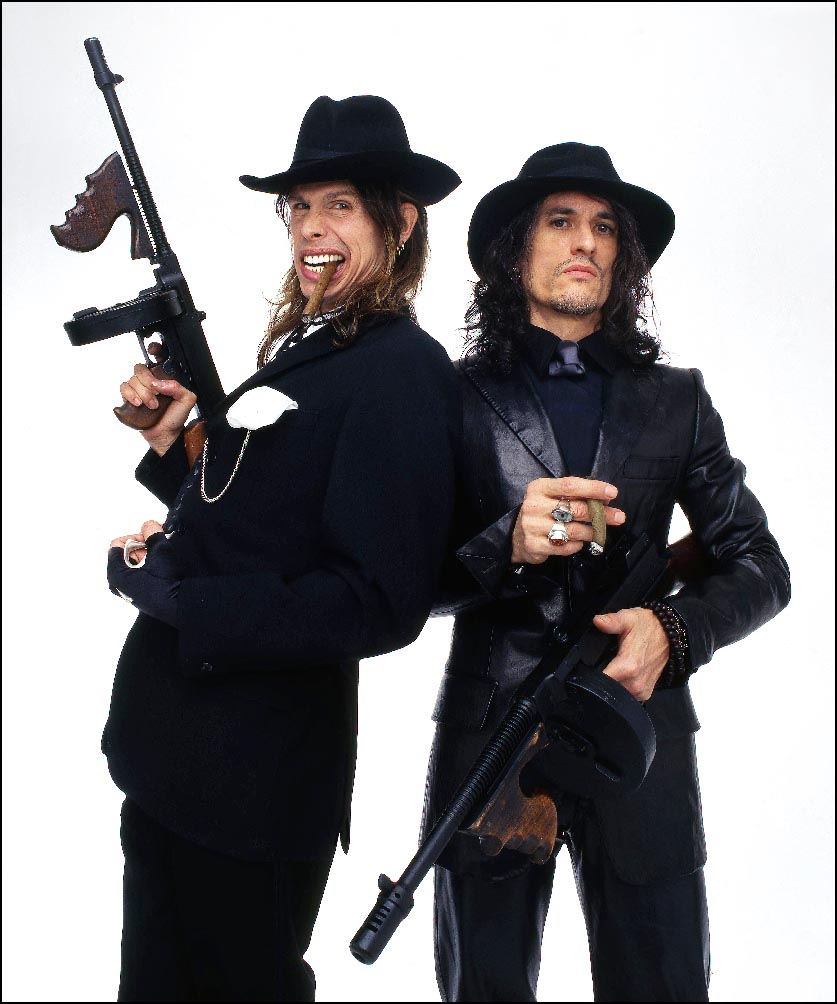Steven Tyler & Joe Perry - Aerosmith