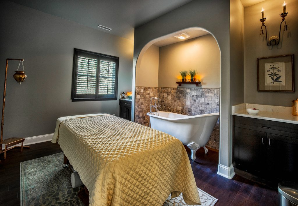 Pampered in Luxury - The Woodhouse Day Spa