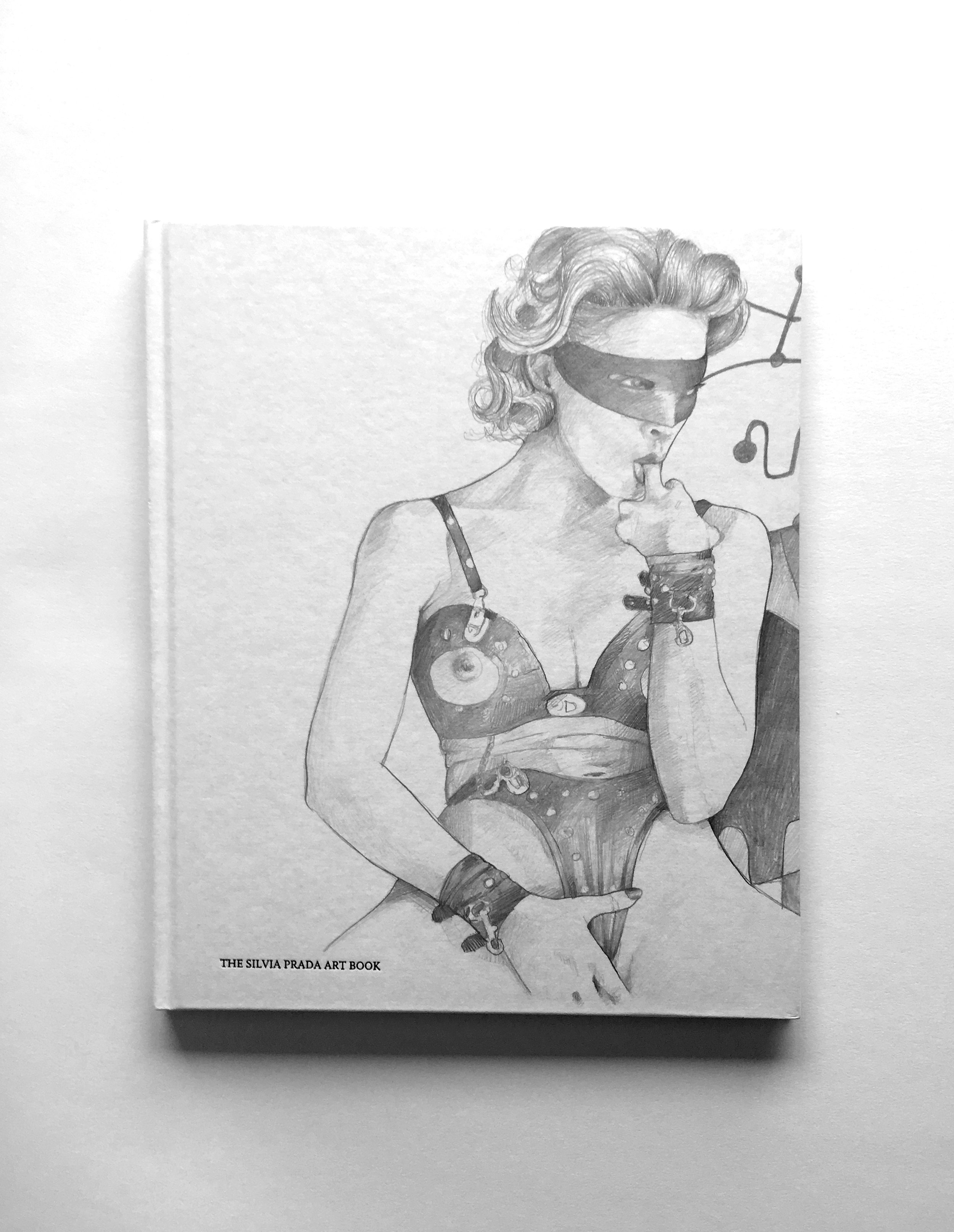 The Silvia Prada Art Book