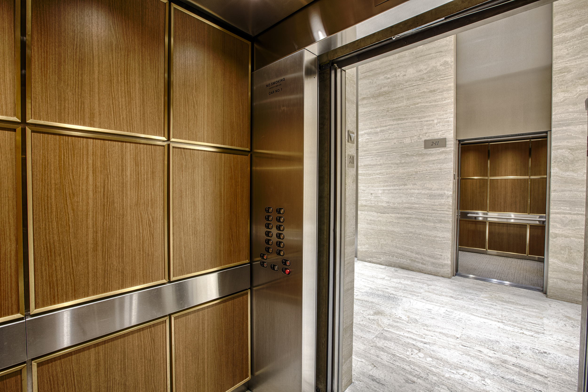 Building Solutions - Elevator Refinishing
