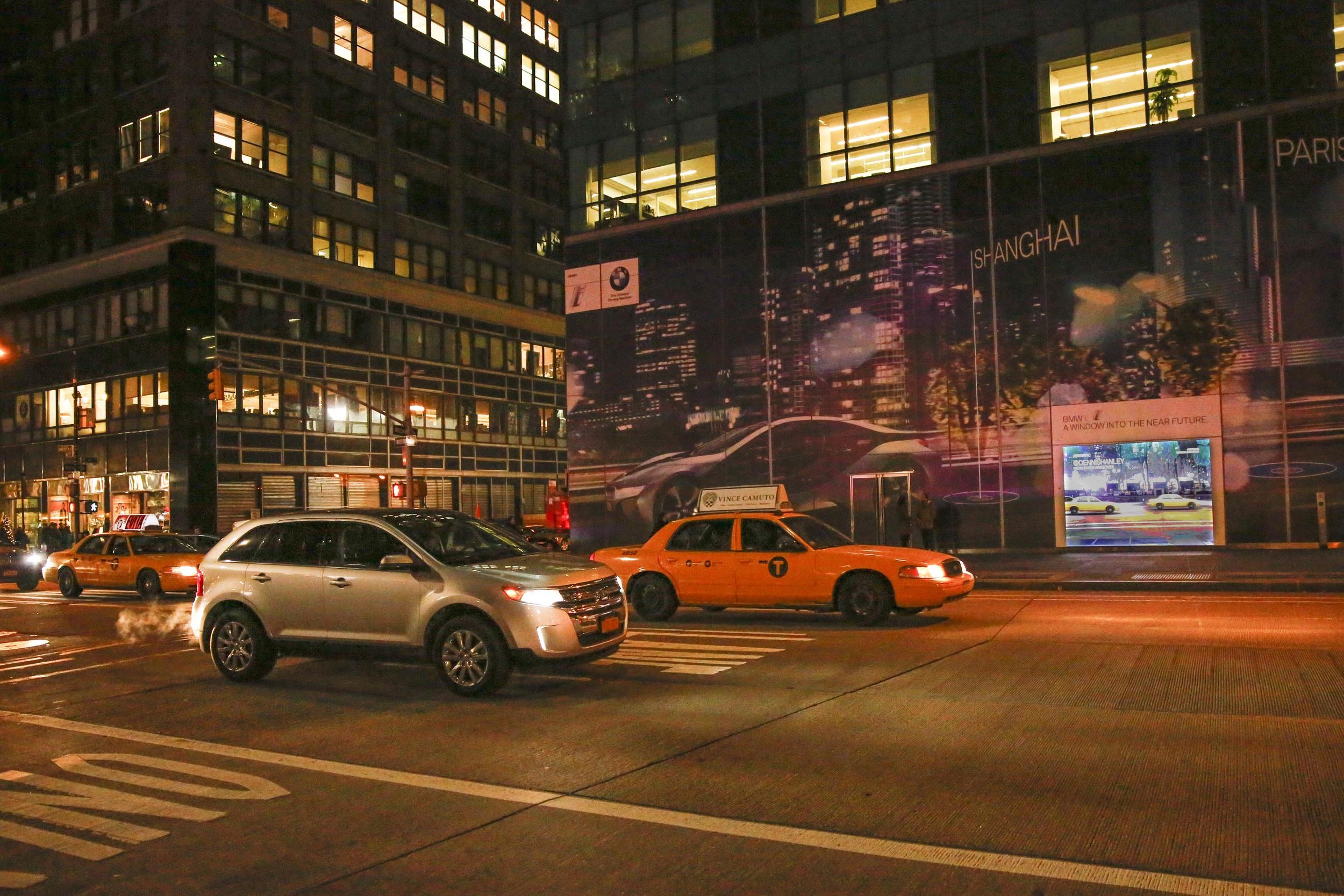 BMW i Electric Tour NYC