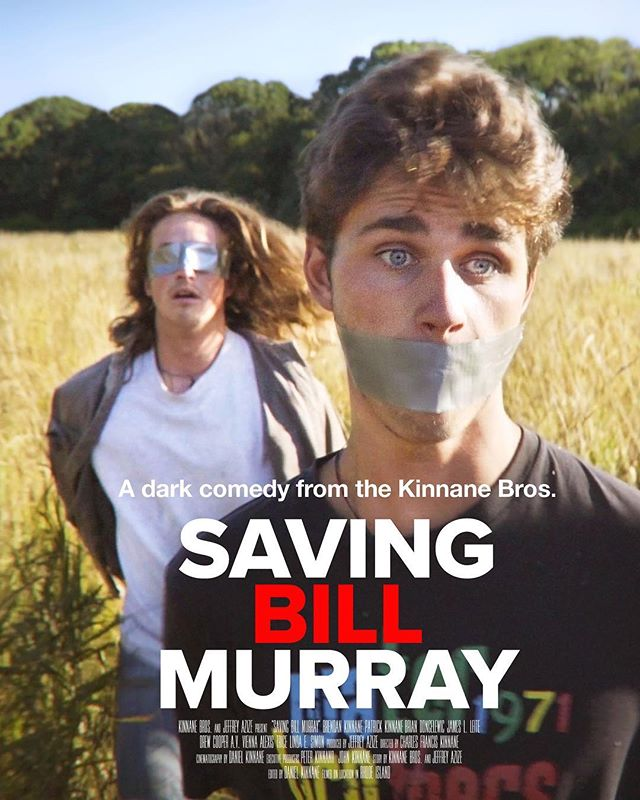 #SavingBillMurray is a dark comedy about two brothers who find Bill Murray's car abandoned on a quiet country road.  Teaser Coming Soon... #KinnaneBrothers #BillMurray