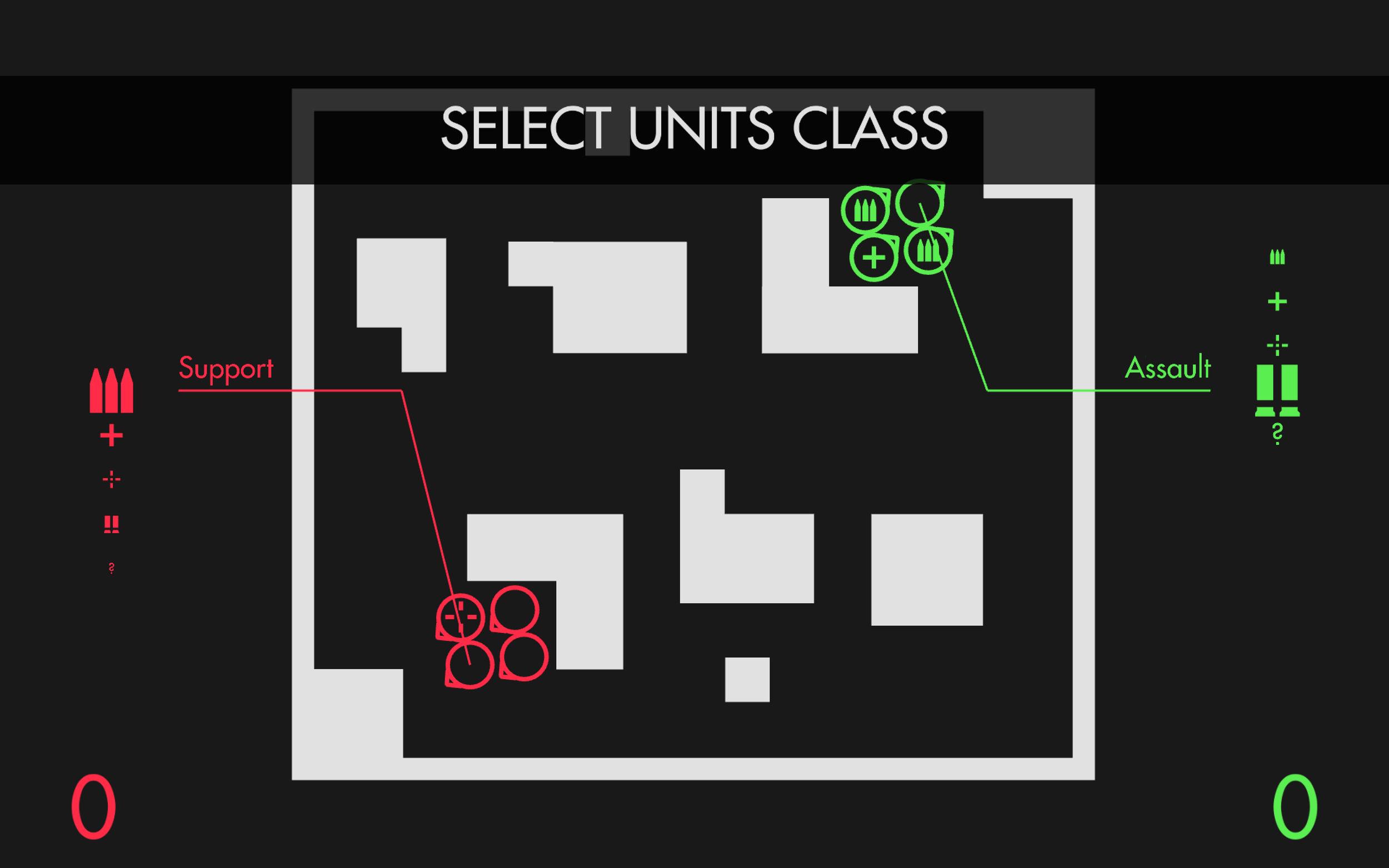 Tendance minimaliste du jeu avant le prochain update graphique.