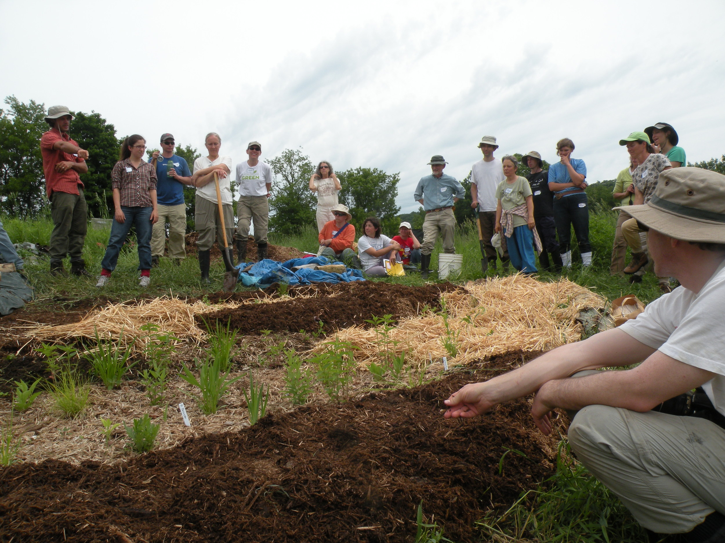 Whether it's greens or guilds or green backs, this season is focused on discovering the gaps and finding an optimal way to balance the economics, ecology, and right livelihood of farming.
