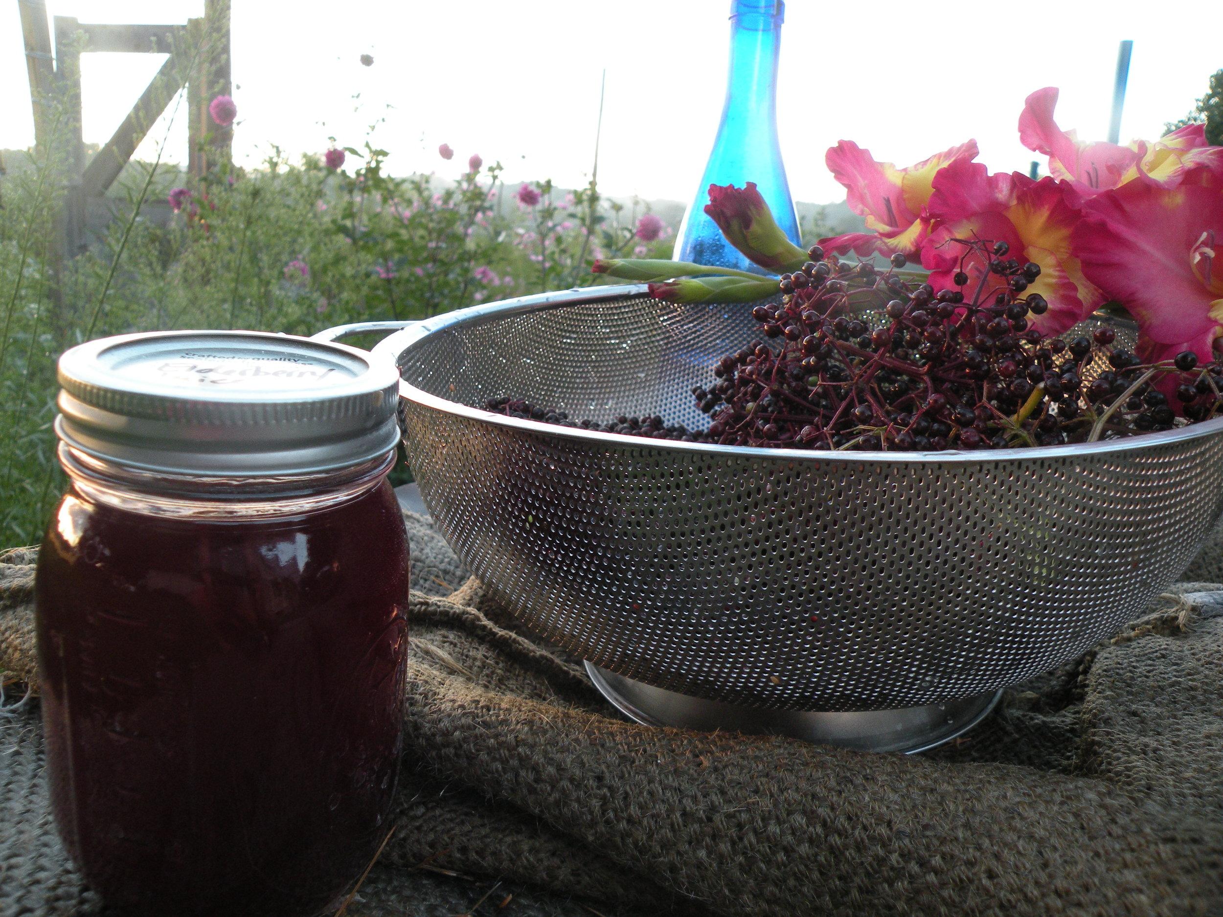 elderberry juice and berries - close up.jpg