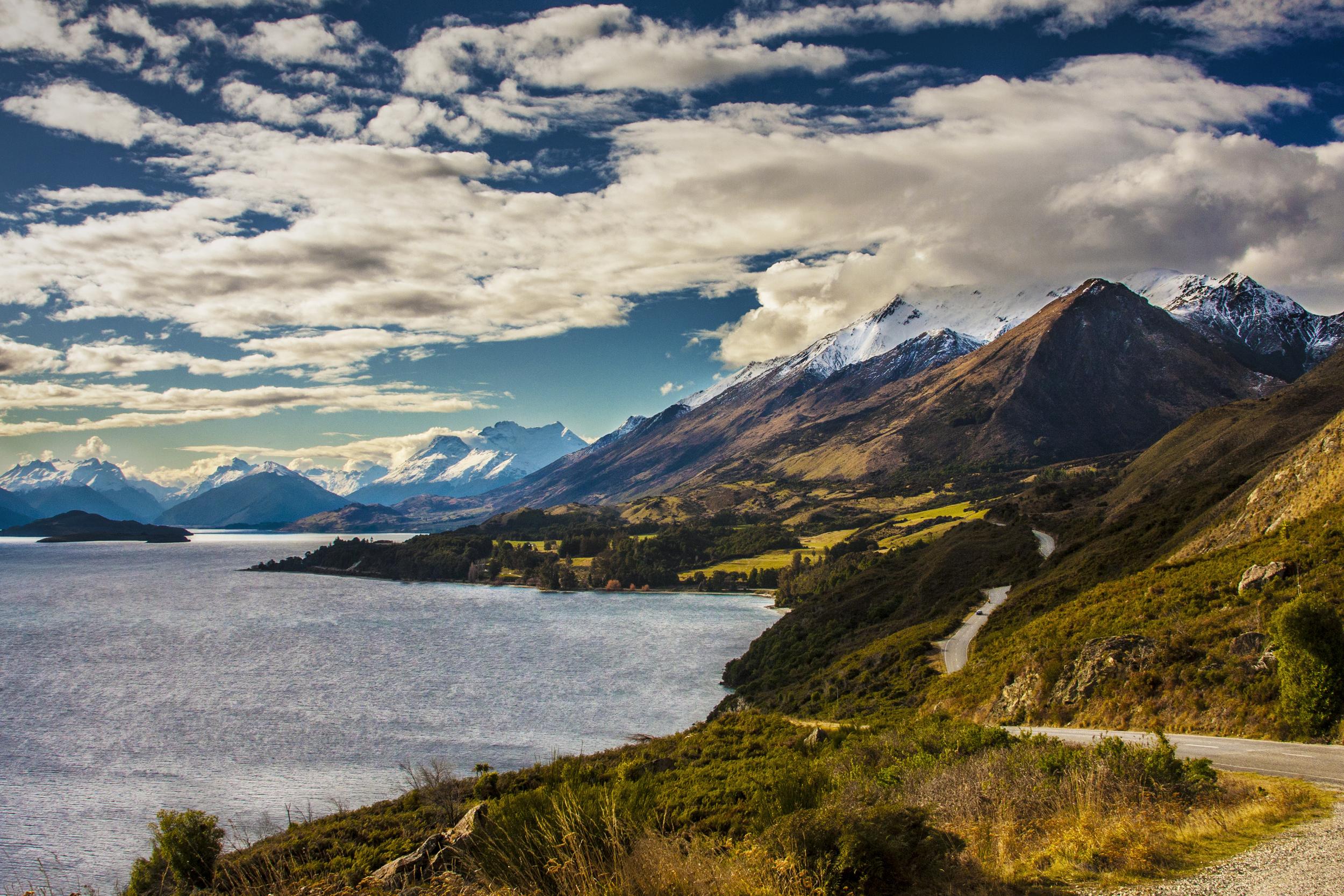 New Zealand Road_Steven Holleran_Cinematographer