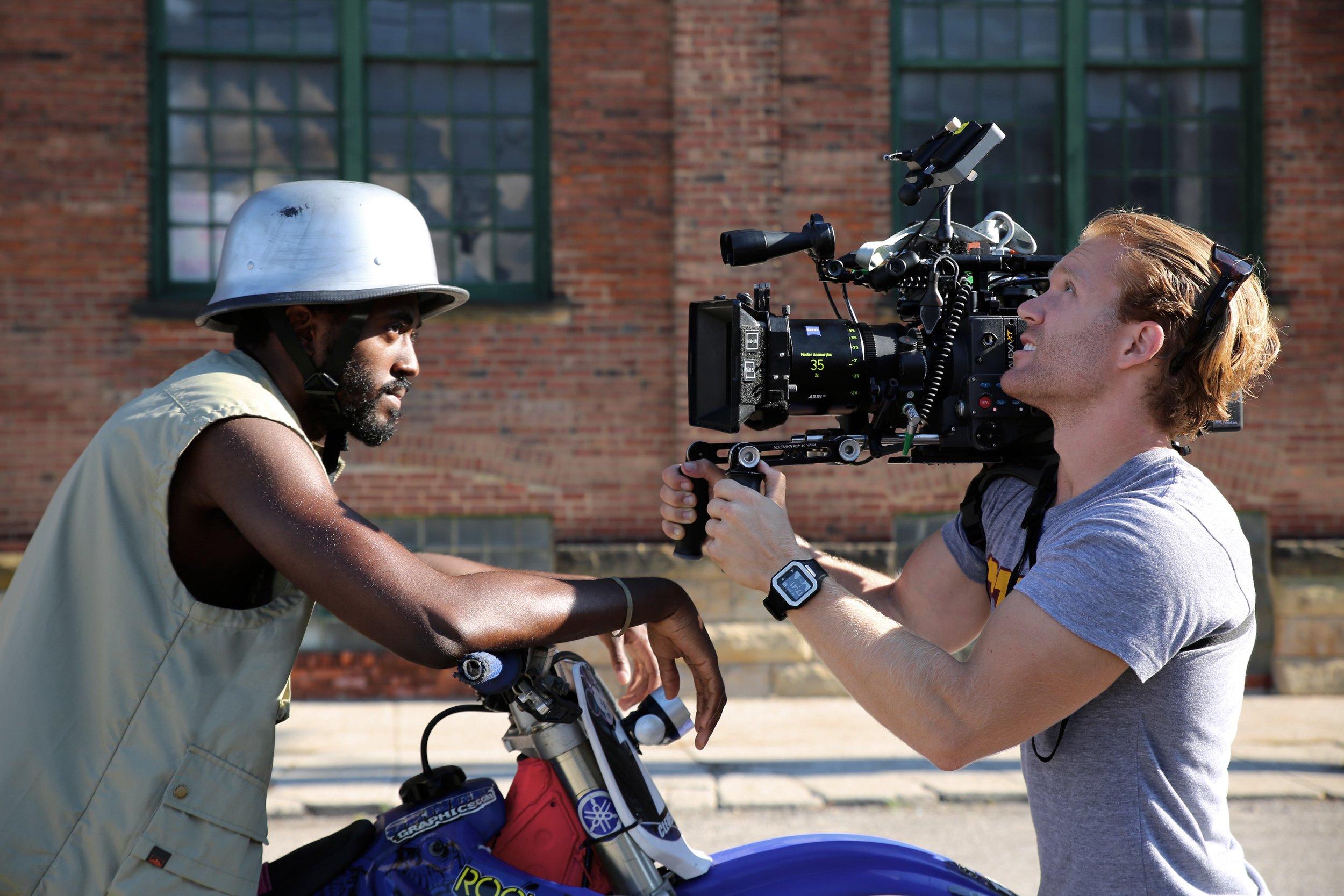 "<img src=""Steven Holleran.jpg"" alt=""Steven Holleran cinematographer director of photography DDA The Land Steven Caple Jr."">"