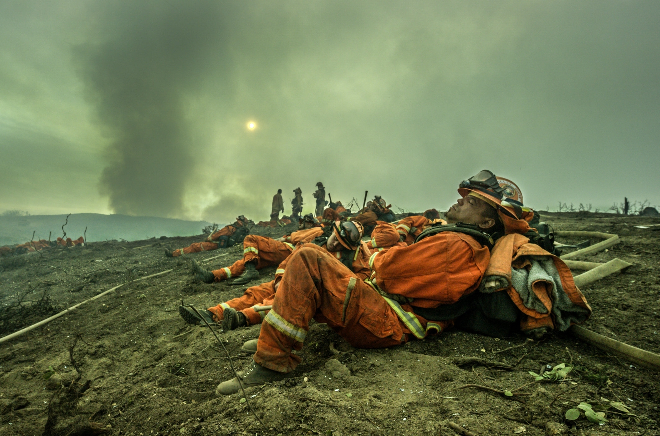 California Wildfires -