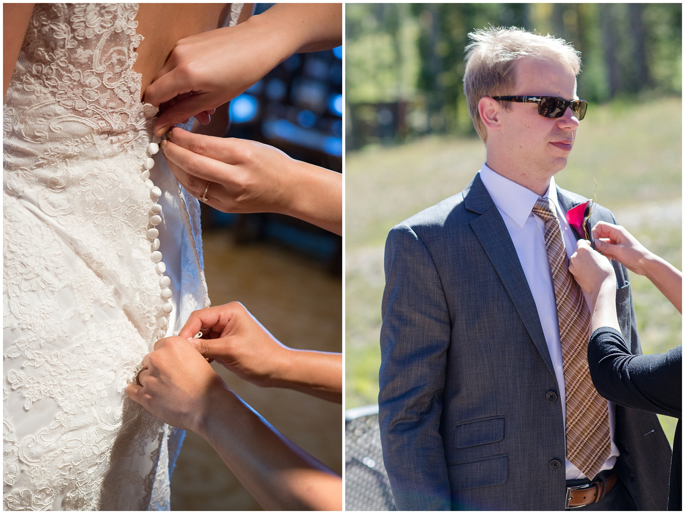 Mountain Wedding | Sonja K. Photography | Ten Mile Station Breckenridge Colorado